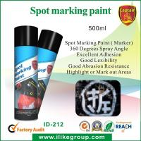 China Heat Resistant marking paint spray , Spot Marking Paint Fluoro Colours wholesale