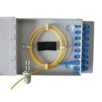 China 1.2mm Plastic welding Fiber Optic installation Termination splicing Box patch panel wholesale