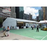 China Large clear span outdoor promotion marquee celebration tent for event,Luxury Large Clear Span Aluminum Trade Show tent wholesale