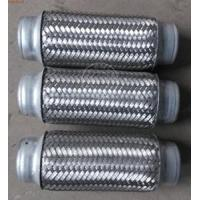 Buy cheap 55 X 150mm Auto Exhaust Flexible Pipe Good Noise / Vibration Reduction from wholesalers