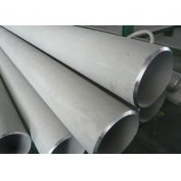 China Small Diameter Stainless Steel Tubing , DN40 Schedule 80 / Sch80 Ss Seamless Pipe wholesale