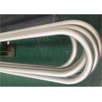 China ASTM B444 Gr.2 INCONEL 625 Seamless U Bend Tube N06625 100% UT & ET & HT  For Heat Exchanger Boiler wholesale