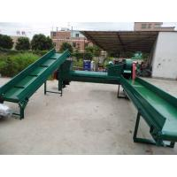 Quality Plastic PET Bottle Washing Recycling Line / Recycling Machine for sale