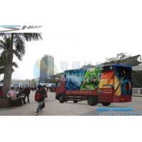 Quality Truck Simulation Mini Mobile 5D Cinema for sale