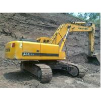 China secondhand original hyundai R305LC-7 Excavator wholesale