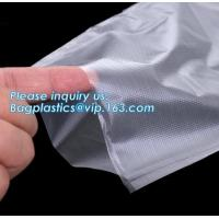 hospital disposable use pva material fabric water soluble plastic bag, Water