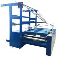 China Easy Operation Fabric Folding And Sewing Machine Doubling Rolling Combined Machine wholesale