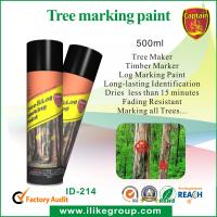 China High Reflective Tree Marker , Tree Marking Spray Paint Colors For Furniture wholesale