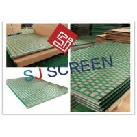 China Portable VSM 300 Steel Frame Screen 99% Filter Rating 1 Year Warranty wholesale