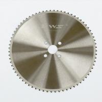 China Metal Pipe Cold Cut Saw Blade Special Geometry Tip 2 - 2 . 7mm Width wholesale