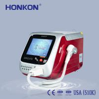 China Arms / Armpits / Chest 808Nm Diode Laser For Hair Removal wholesale