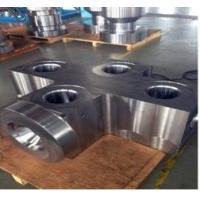 China ASTM A182-F22 F11 F51 F44 F53 F55  Forged Forging Steel Parallel Slide Valve Body bodies Blocks wholesale