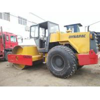 Quality Dynapac CA25D road roller,used Dynapac compactor Dynapac CA25D for sale for sale