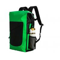 China Polyester Leisure Backpacks Water Resistant For Camping / Hiking / Climbing wholesale