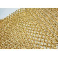 China Custom Design Lamp Shade Metal Ring Mesh With Installation Accessories wholesale