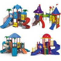 China Engineering Plastic Outdoor Playground $title wholesale