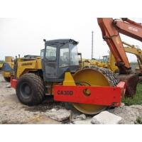 China Used DYNAPAC CA30D Road Roller With Pads Roller sale wholesale