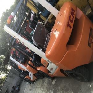 China Used TCM 10 Forklift, TCM 8Ton Forklift, Toyota/ TCM used diesel forklift 3ton 5ton 7ton 8ton 10ton 15ton 25ton wholesale