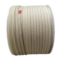 China 12 X 3mm Aramid Fiber Rope For Glass Tempering Furnace For Landglass Tempering Machine wholesale