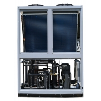 China Stainless Steel Housing Swimming Pool Air Source Heat Pump DHW wholesale