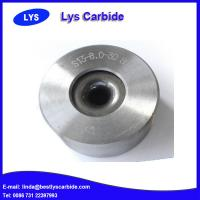 China Type 10, type 12, type S11 Drawing Dies Blank For Metal Wire wholesale