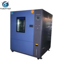 Air Cooling Programmable Temperature Humidity Test Chamber / Stability Testing Equipment