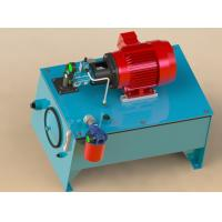 China AC380V 4KW Industrial Hydraulic Power Unit For Single Acting Cylinders wholesale