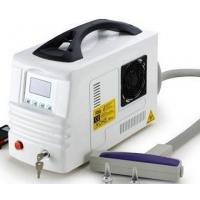 Quality Portable ND YAG Laser Tattoo Removal Machine , freckle Clear Skin rejuvenation Equipment for sale