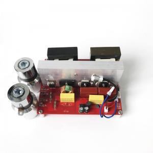 China High Power Ultrasonic Welding Transducer , Digital Ultrasonic Generator 20-40KHZ wholesale