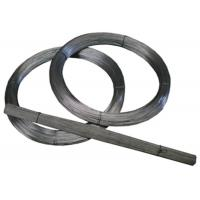 Buy cheap Electric Galvanized Black Annealed Wire 8 Gauge , Dark Annealed Steel Wire from wholesalers