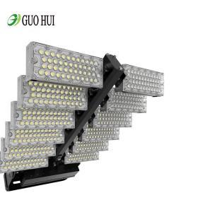 Buy cheap AC85V-265V External LED Flood Lights Lumileds 720W 960W 1200W Aluminum Lamp Body from wholesalers