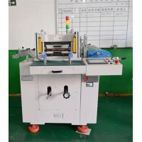 China High Speed Hot Stamping Sticker Die Cut Machine , Paper Die Cutter Machine wholesale