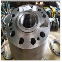 China 1.7707(30CrMoV9,30H3MF)Forged Forging Steel Gas Steam Turbine superheated steam valves  Discs Disks Stems Cover Bonnets wholesale