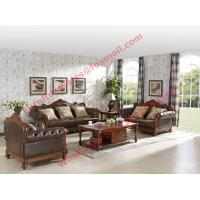 1+2+3 Italy Leather Upholstery Sofa Set with Wooden Tv Stand and Storage Cabinet