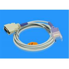 China 14 Pin Masimo Lnc 10 Cable, MAC - 395 Masimo Pulse Oximeter Spo2 Cable wholesale