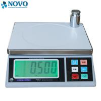 China electronic reliable bathroom scales , ss digital weight balance machine wholesale