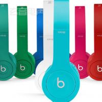 China Sell hot 2014 beats by Dr. Dre SOLO version 2.0 and renewal official nine color Headphones wholesale