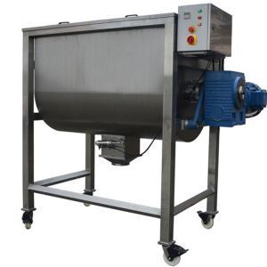 China Dry Ribbon Powder Mixer Blender/Dry Powder Mixing Equipment wholesale