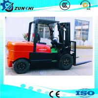 China 4 wheel drive 5 ton forklift for sale CPCD50 on sale