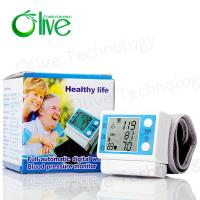 China 2015 the beset selling cheap one wrist style blood pressure monitor on sale