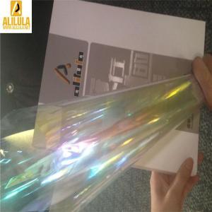 China Hot sale plastic chameleon car color change window film in 1.52*30m wholesale