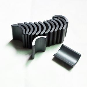 Permanent Sintered Hard Ferrite Arc Magnet for Starter Motor of Motorcycles
