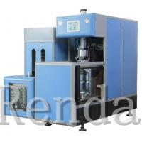 China Customized Semi Automatic Bottle Blowing Machine 220V 380V For PET Plastic Containers wholesale