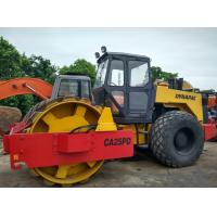 Quality Used Dynapac compactor Dynapac CA25PD for sale for sale