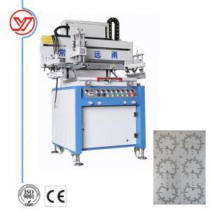 China High Precision Electric Meter Panel Semi-auto Screen Printer on sale