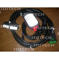 China Renault NG10 Heavy Duty Truck Diagnostic Scanner With12 Pin Cable wholesale