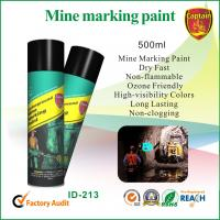 China High Gloss Marking Spray Paint For Wood , Non Flammable / Weather Resistant wholesale