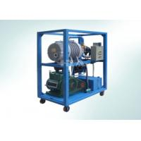 China Roots Pump Rotary Piston Industrial Vacuum Unit For Distillation Vacuum Suction wholesale