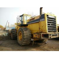 China Komatsu WA600 Used Wheel Loader For Sale China wholesale