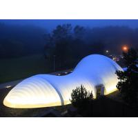 Buy cheap CE Approved Durable Inflatable Tent For Event , Outdoor Luxury Hard Shell Roof Top Tent from wholesalers